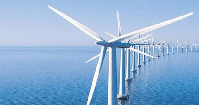 Rüzgâr enerjisinde 1 milyar $'lık yarış