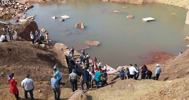Konya'da kapatılan gölet 2 kuzene mezar oldu