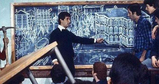 Hababam Sınıfı Uyanıyor filmindeki sahnenin sırrı yıllar sonra ortaya çıktı