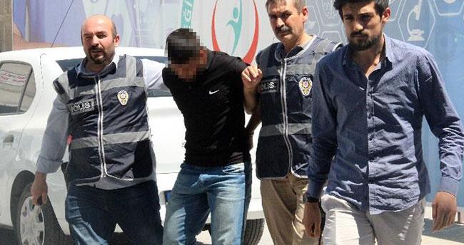Konya'da yakalanan 18 yaşındaki suç makinesi tutuklandı