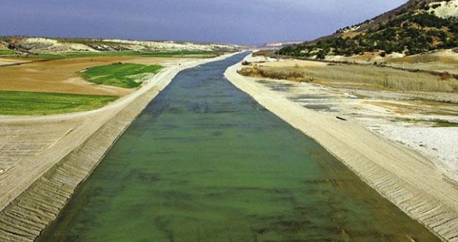 Konya tarımı, GAP suyuna talip oldu