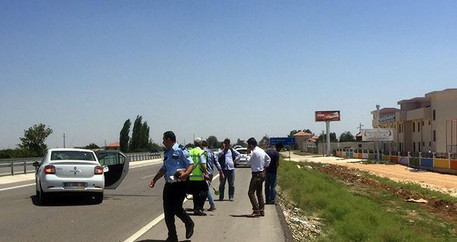 Karaman-Konya yolunda kaza: 3 yaralı