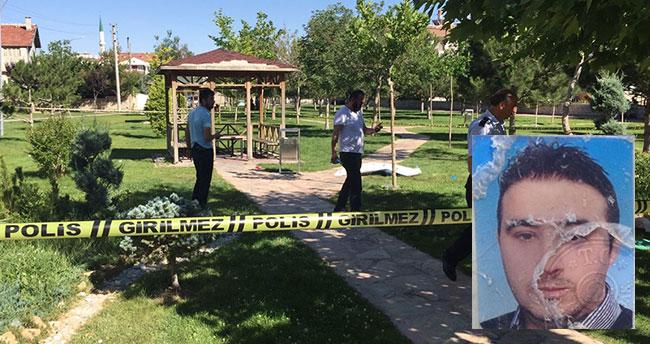 Konya'da sokak ortasında cinayet!