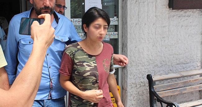 Konya'da eşini bıçakla öldüren kadın serbest bırakıldı