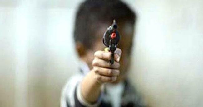 Konya'da 9 yaşındaki çocuk yerde bulduğu silahla 4 yaşındaki kuzenini vurdu