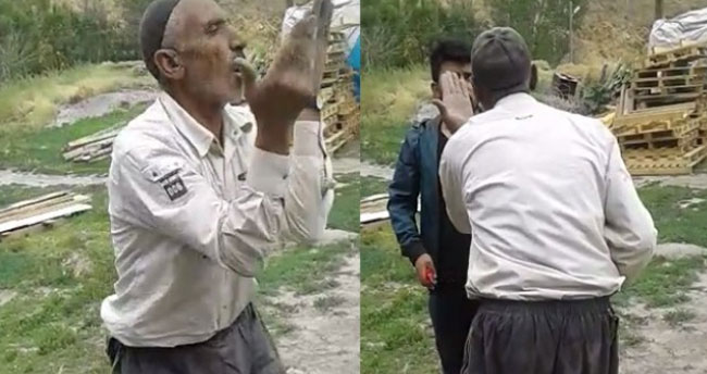 """Sosyal medyada güldüren video: """"Ola hani kablo"""""""