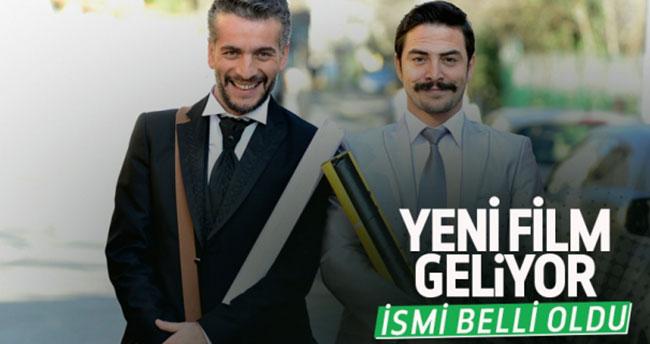 Ahmet Kural ve Murat Cemcir'den yeni film geliyor