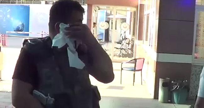 Konya'daki operasyonda yaralanan polisler taburcu edildi