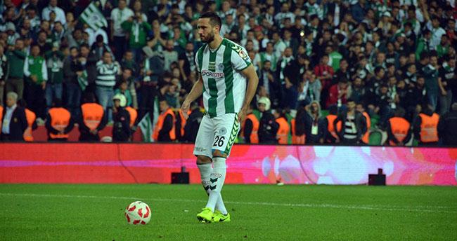 Vukovic Konyaspor'dan ayrıldı