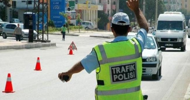 81 ilde trafik denetimi! Sürücülere ceza yağdı