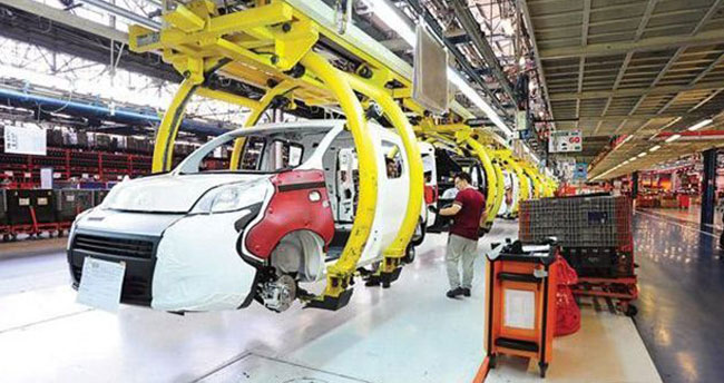 Türkiye otomotivde bazı markaların üretim üssü olacak