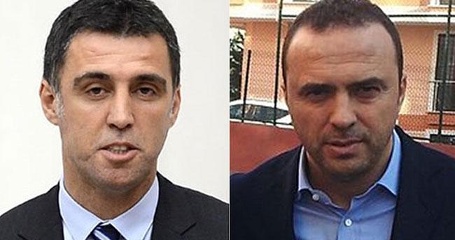 Hakan Şükür ve Arif Erdem'in madalyaları geri alındı