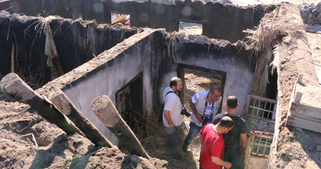 Şanlıurfa'da 3 çocuk dumandan zehirlenerek hayatını kaybetti