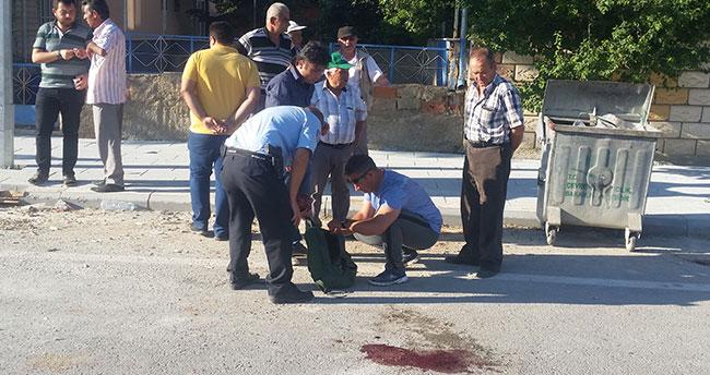 Konya'da feci kaza : 1 ölü, 2 yaralı