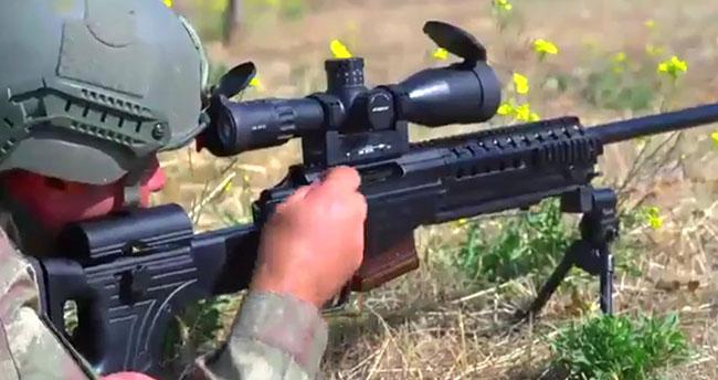 Bora keskin nişancı tüfeğinin tanıtımı