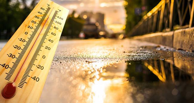 Bugün hava nasıl olacak? 18 Temmuz Konya hava durumu