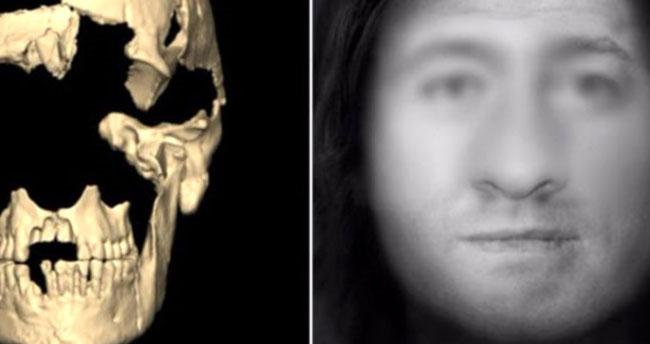 Yüzü yeniden restore edildi! Bu adam 4500 yıl önce yaşadı