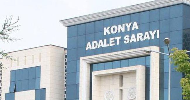 Konya'da FETÖ'nün askeri yapılanması davası