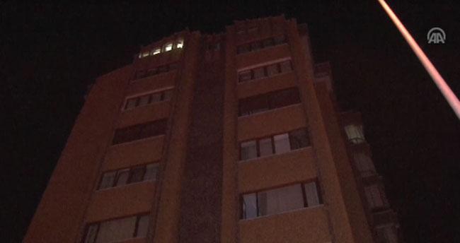 Konya'da apartmanın 7'nci kat penceresinden düşen çocuk öldü