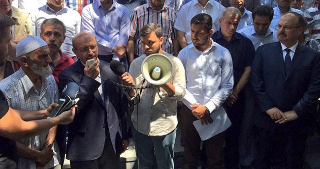 Konya'da Mescid-i Aksa protestosu!