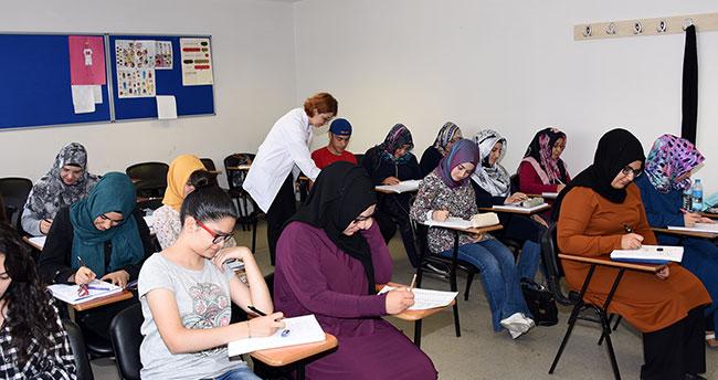 Japoncayı Konya'da öğreniyorlar