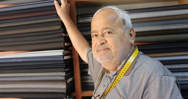 41 yıl boyunca Konya bürokratlarını giydirdi