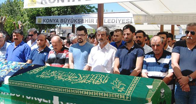 Konya basınının Ayşe ablası defnedildi