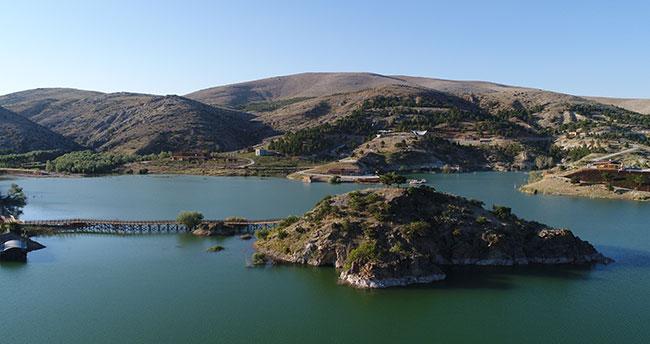 Sille Baraj Parkı hizmete açıldı