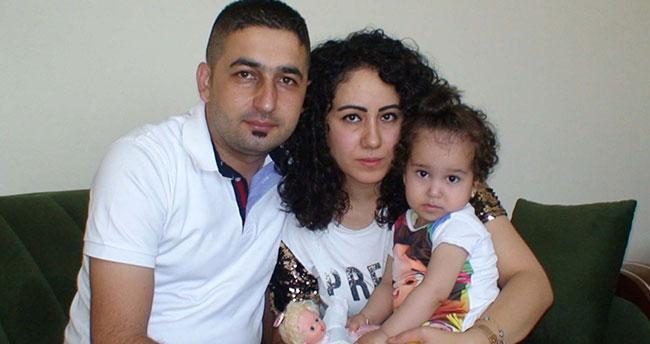 İlik nakli bekleyen 2,5 yaşındaki Berra sağlığına kavuşmak istiyor