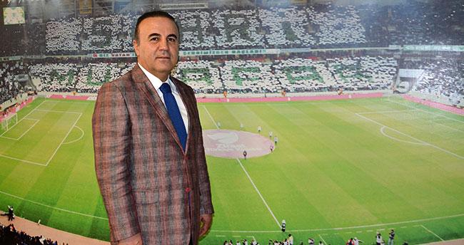 """Konyaspor: """"TFF'deki beceriksizler bedel ödemelidir"""""""