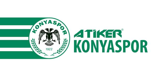 Atiker Konyasporlu futbolculara milli davet