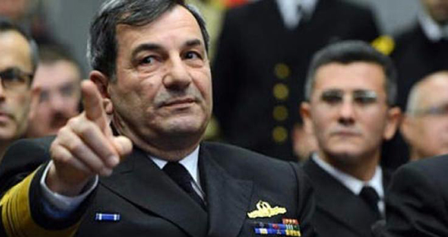 Donanma Komutanı Veysel Kösele istifa etti!