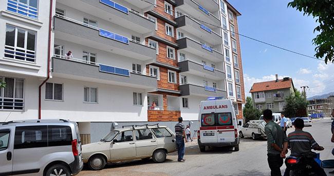 Konya'da engelli genç balkondan düşerek öldü