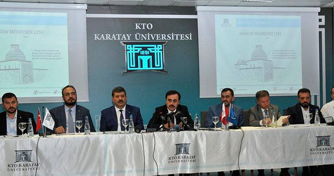 Konya Ticaret Odası Karatay Üniversitesi'nde öğreci sayısı arttı