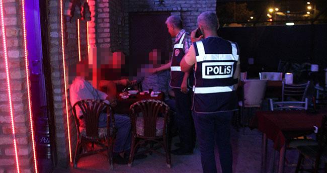 """Konya'da """"Huzur Güven"""" uygulaması"""
