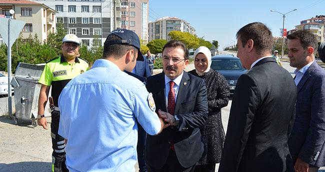 Emniyet Genel Müdürü Altınok, Konya'da