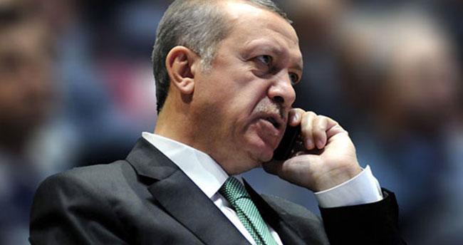 Erdoğan'dan BM'ye acil telefon!