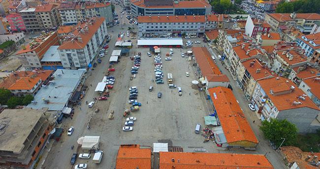 Beyşehir'e katlı otopark yapılacak