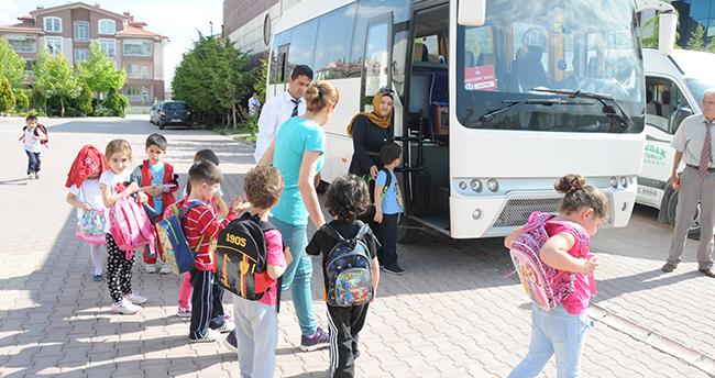 Konya'da 2017-2018 eğitim öğretim yılı okul servis ücretleri açıklandı