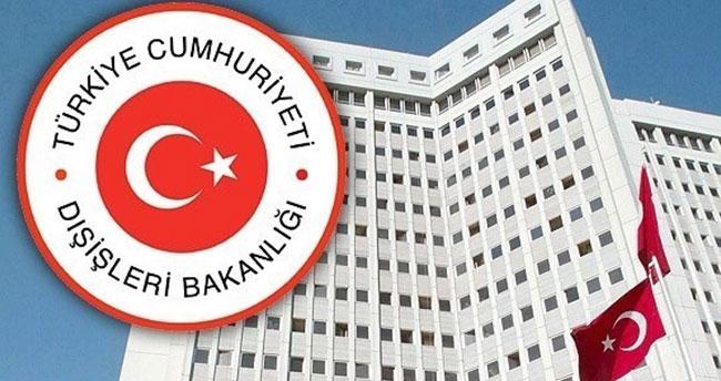 Türkiye'den vatandaşlarımıza ABD uyarısı!