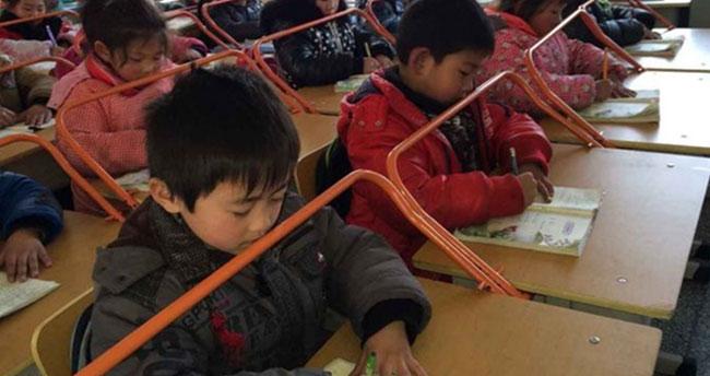 Çin'deki eğitimde görülmemiş uygulama