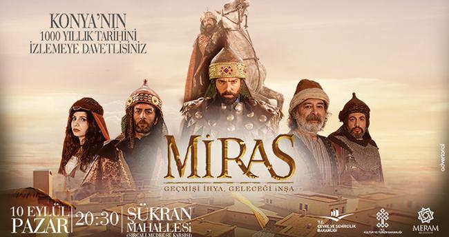 """Meram'ın """"Miras""""ı gün yüzüne çıkıyor! – #MirasımMeram"""