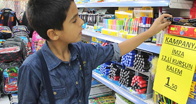 TSE'den velilere okul alışverişi uyarısı