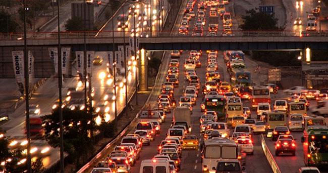 Bayramda 30 milyon vatandaş yollara düştü