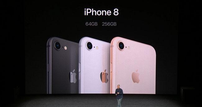iPhone 8 sonunda tanıtıldı!