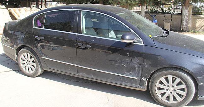 Silvan Belediyesi özel kalem müdürüne silahlı saldırı