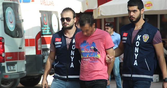 Konya'da iki kadını öldüren zanlı tutuklandı
