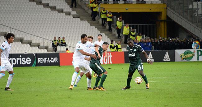 Marsilya 1 – 0 Konyaspor