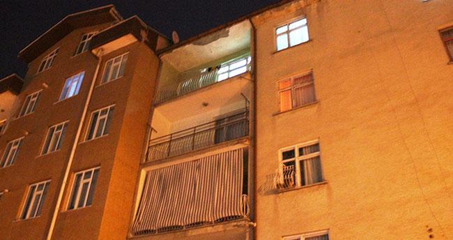 Konya'da balkondan düşen çocuk hayatını kaybetti