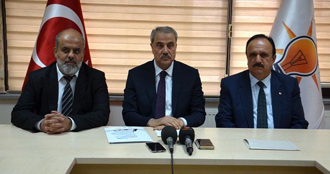 Milletvekili Kaleli, Konya'nın projelerini anlattı